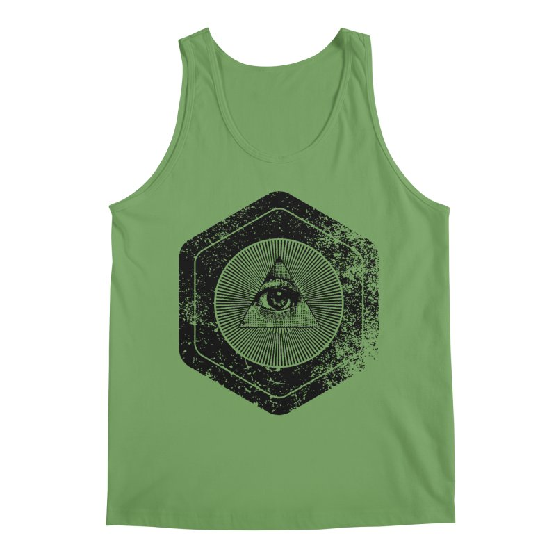 Enlightened Men's Tank by Offset