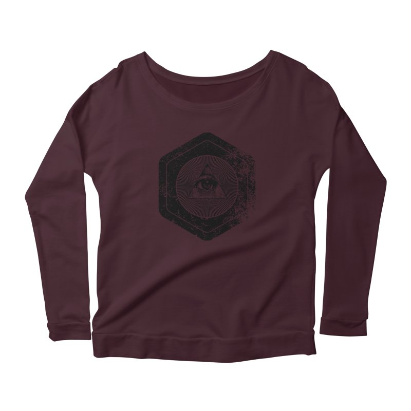 Enlightened Women's Longsleeve T-Shirt by Offset