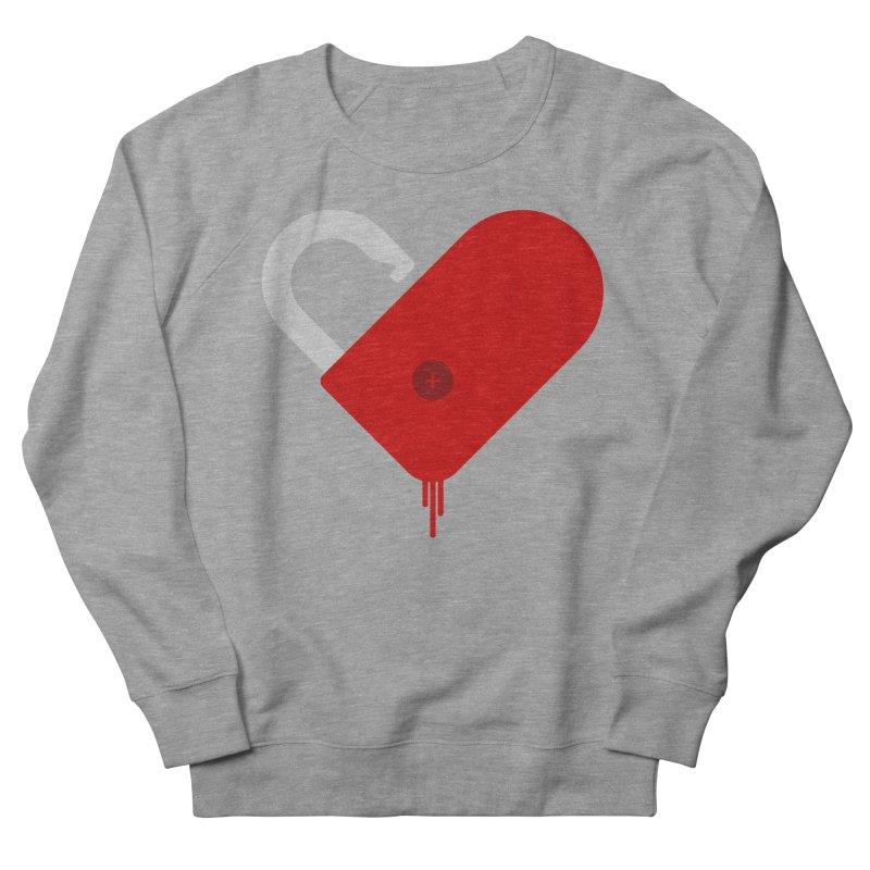 Open Heart Men's Sweatshirt by Offset