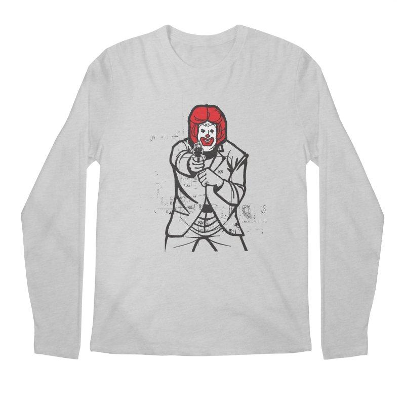 Target Men's Regular Longsleeve T-Shirt by Offset