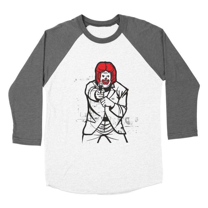 Target Women's Baseball Triblend Longsleeve T-Shirt by Offset
