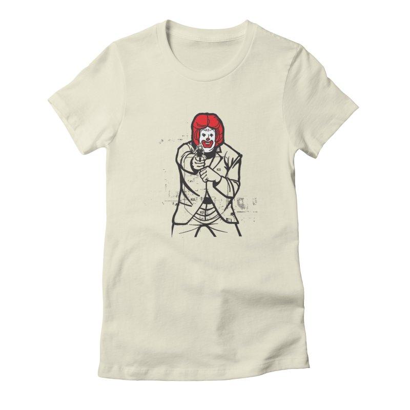 Target Women's T-Shirt by Offset