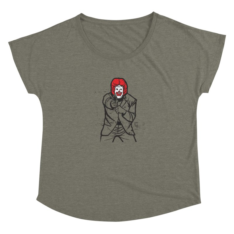 Target Women's Dolman Scoop Neck by Offset