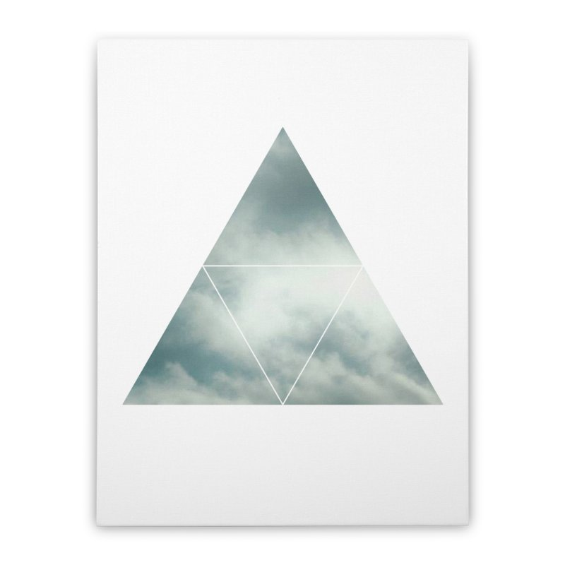 Trispheric Home Stretched Canvas by Offset