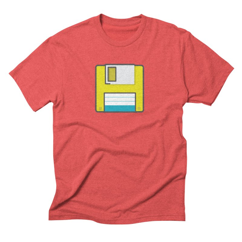 Floppy Men's Triblend T-shirt by colleensweeney's Artist Shop