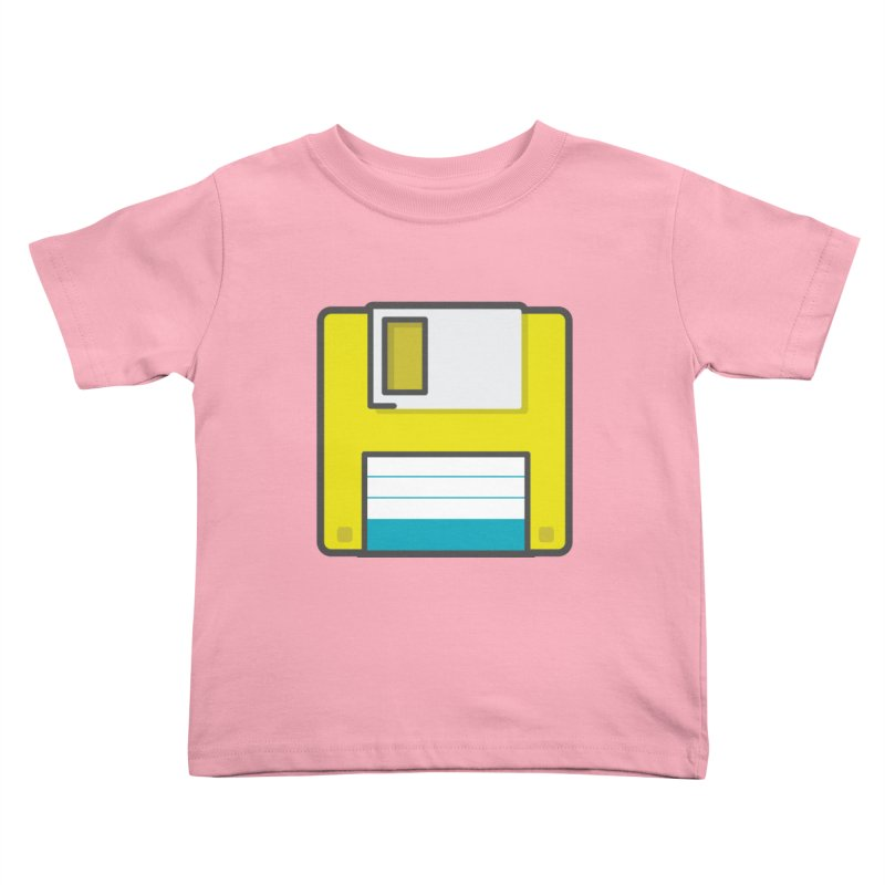 Floppy Kids Toddler T-Shirt by colleensweeney's Artist Shop