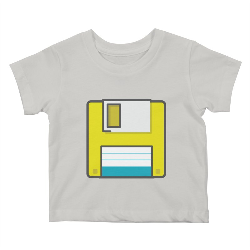 Floppy Kids Baby T-Shirt by colleensweeney's Artist Shop