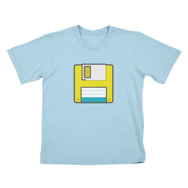 Floppy Kids T-shirt by colleensweeney's Artist Shop