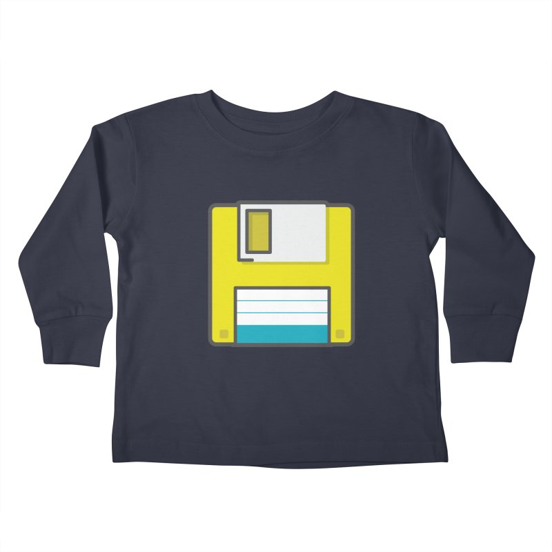 Floppy Kids Toddler Longsleeve T-Shirt by colleensweeney's Artist Shop