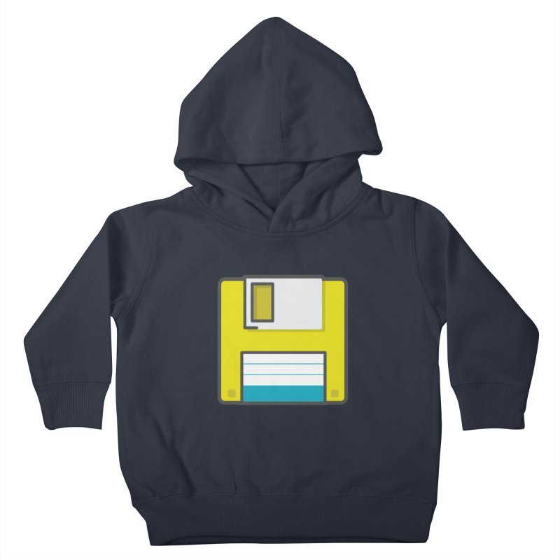 Floppy Kids Toddler Pullover Hoody by colleensweeney's Artist Shop