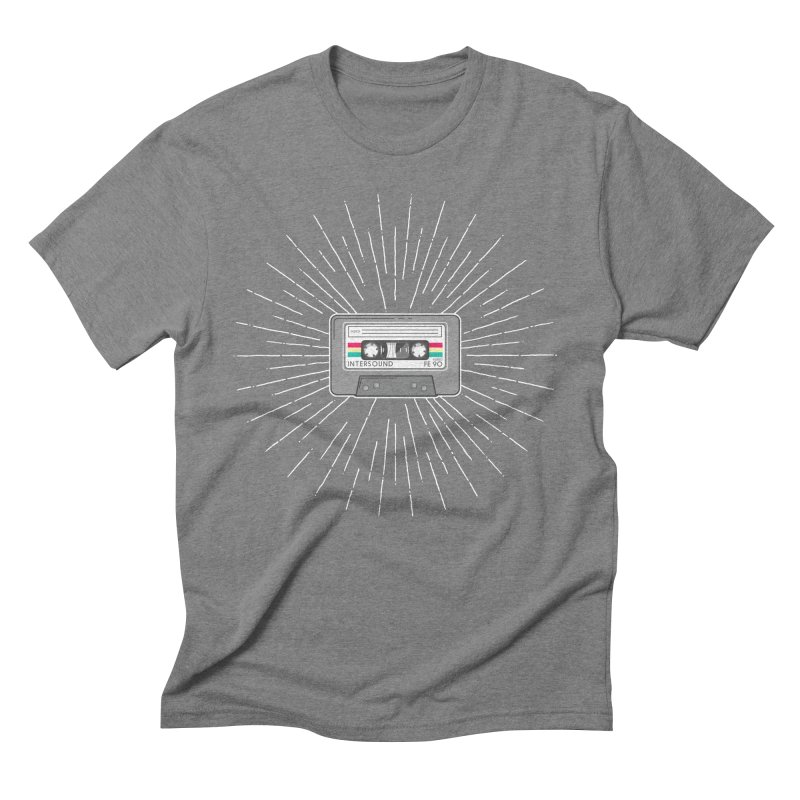 I made you a mix Tape Men's Triblend T-shirt by colleensweeney's Artist Shop