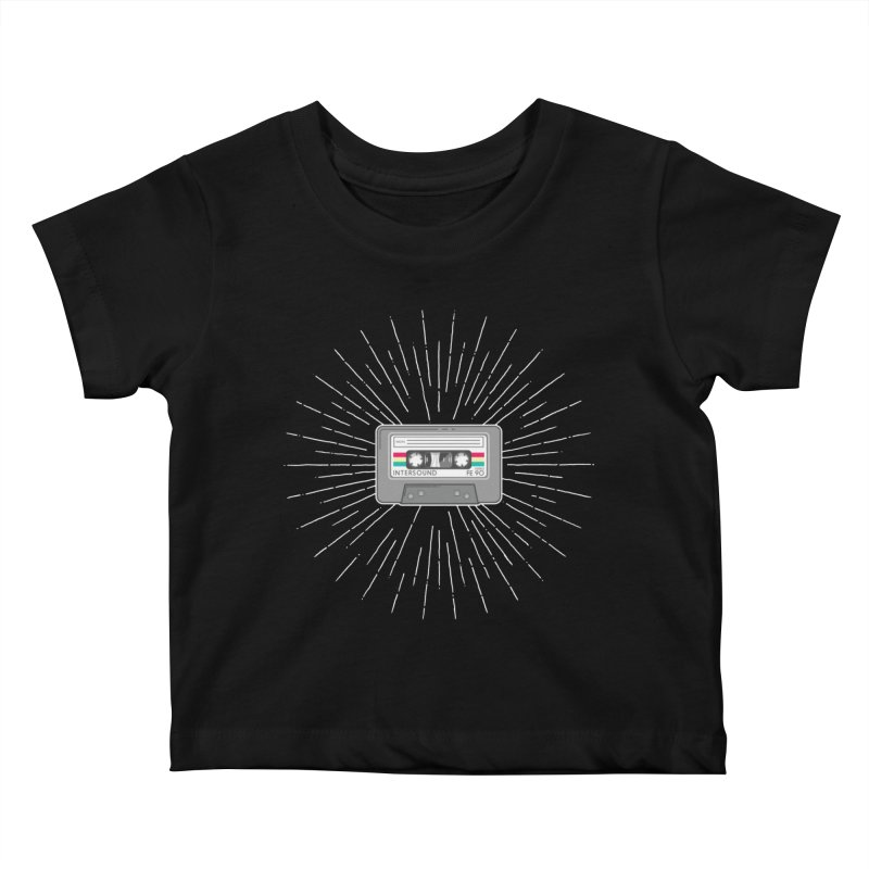 I made you a mix Tape Kids Baby T-Shirt by colleensweeney's Artist Shop