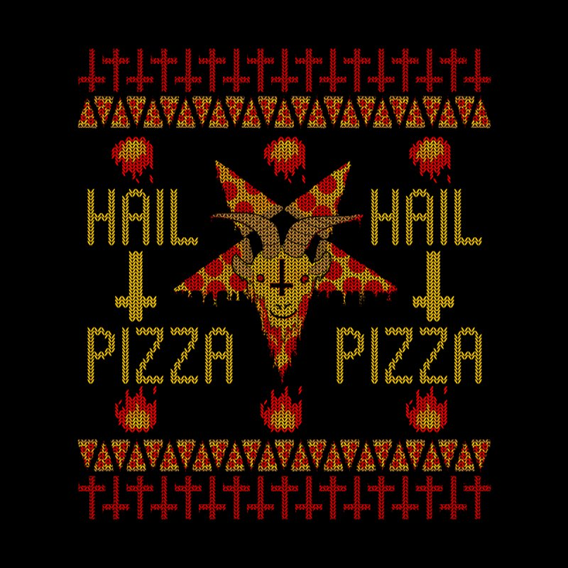 HAIL PIZZA: HOLADAz Men's Triblend T-Shirt by Robotboot Artist Shop