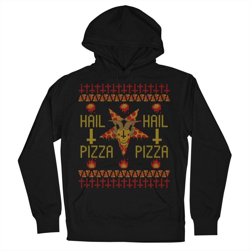 HAIL PIZZA: HOLADAz Men's Pullover Hoody by Robotboot Artist Shop