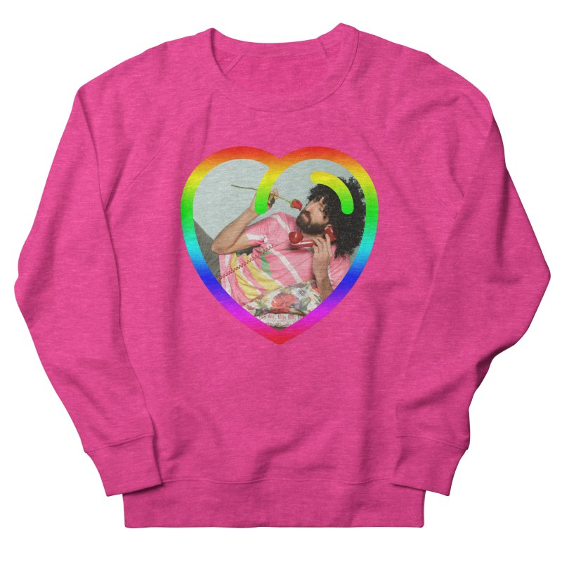 TALK TO ME LIKE LOVERS DO! Women's Sweatshirt by Robotboot Artist Shop