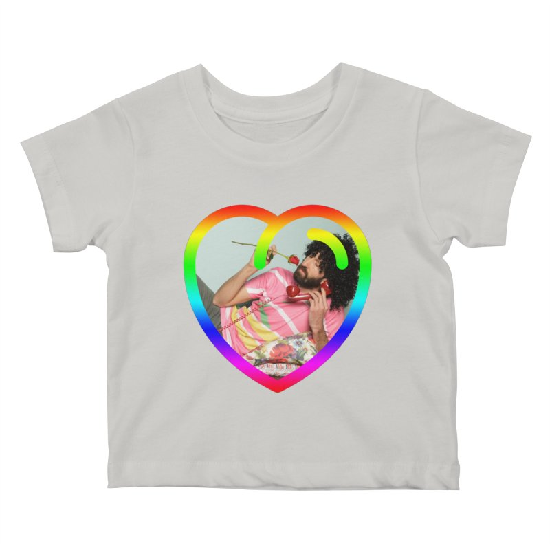 TALK TO ME LIKE LOVERS DO! Kids Baby T-Shirt by Robotboot Artist Shop