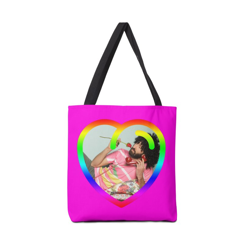TALK TO ME LIKE LOVERS DO! Accessories Bag by Robotboot Artist Shop