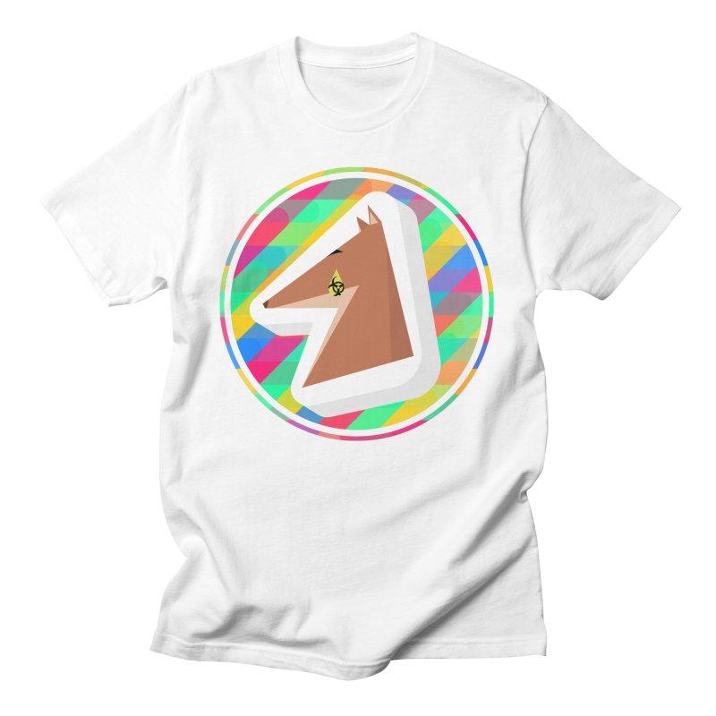Toxic Fox Men's T-Shirt by Collin's Shop