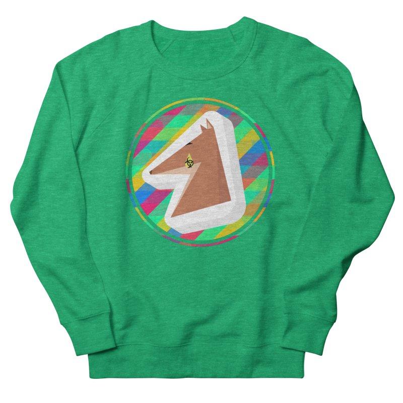 Toxic Fox Women's Sweatshirt by Collin's Shop