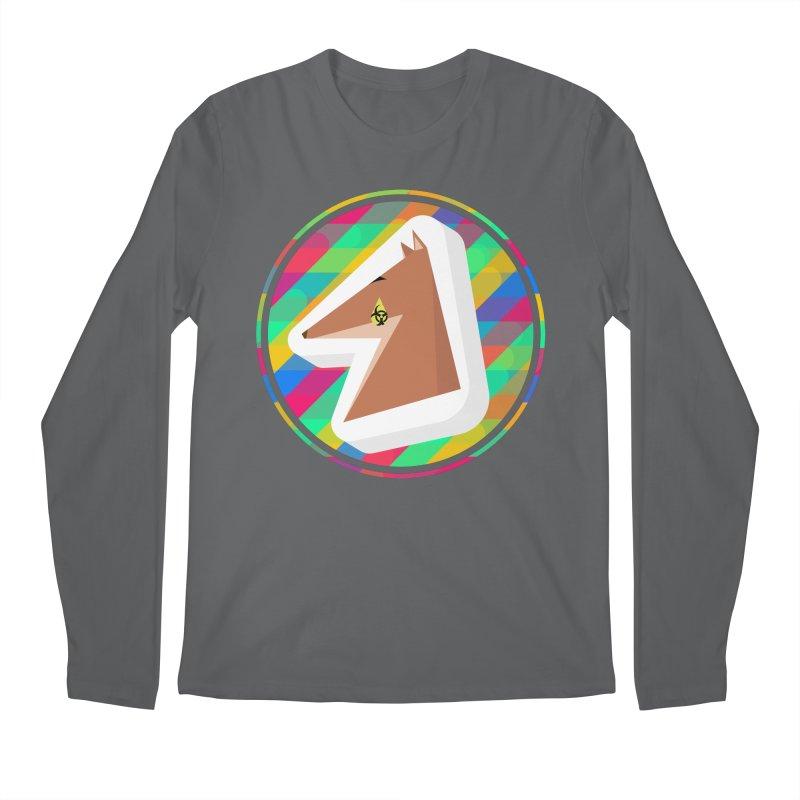 Toxic Fox Men's Longsleeve T-Shirt by Collin's Shop