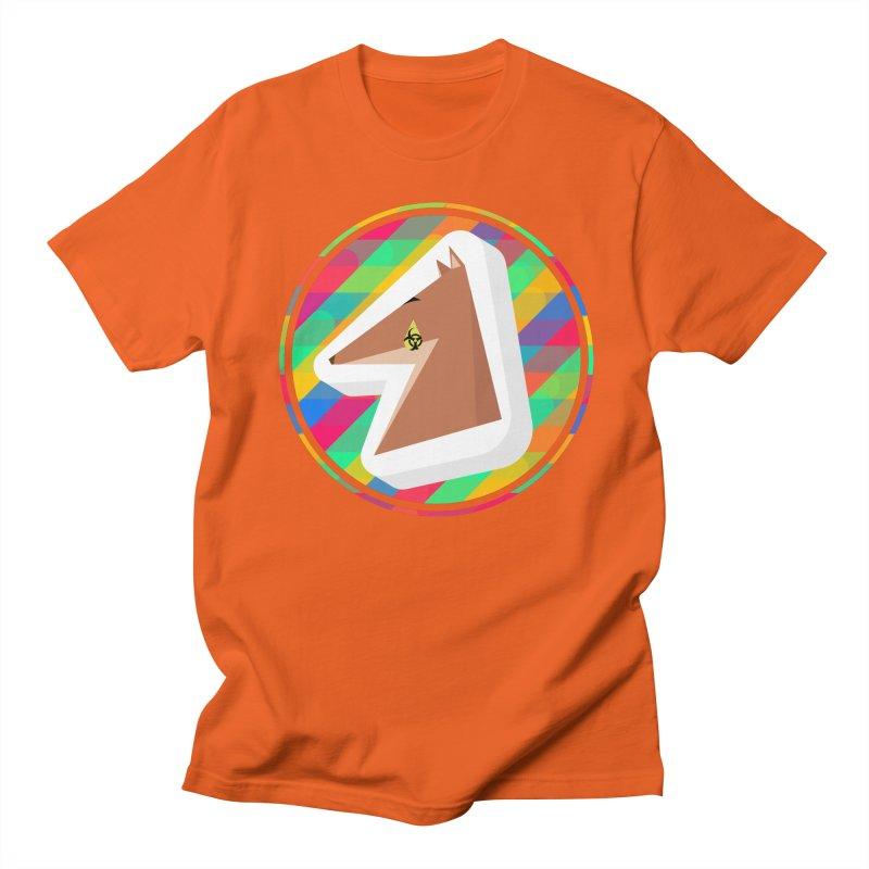 Toxic Fox Men's Regular T-Shirt by Collin's Shop