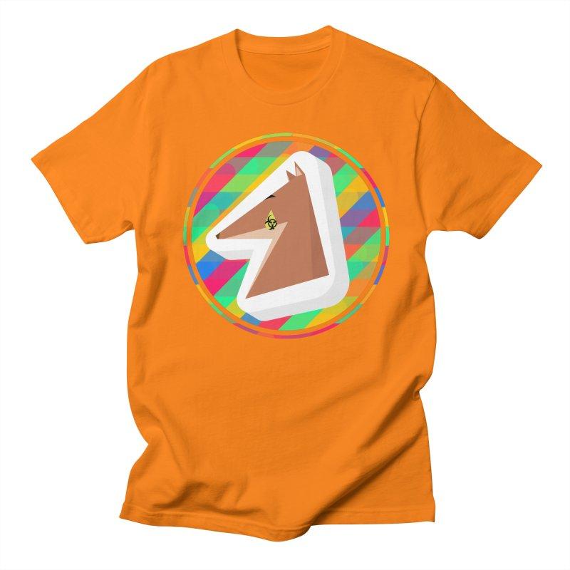 Toxic Fox Women's Regular Unisex T-Shirt by Collin's Shop