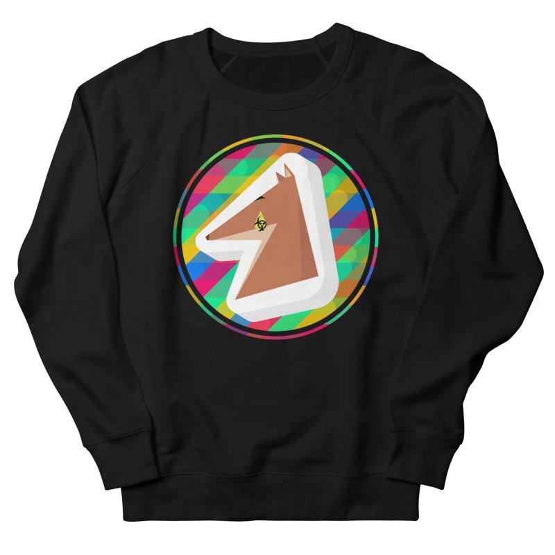 Toxic Fox Men's French Terry Sweatshirt by Collin's Shop