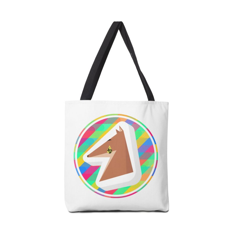 Toxic Fox Accessories Tote Bag Bag by Collin's Shop