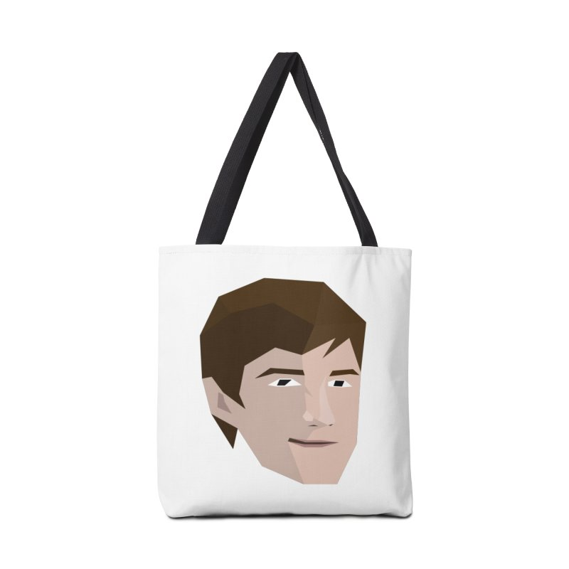 Chase Costner's Face Accessories Tote Bag Bag by Collin's Shop
