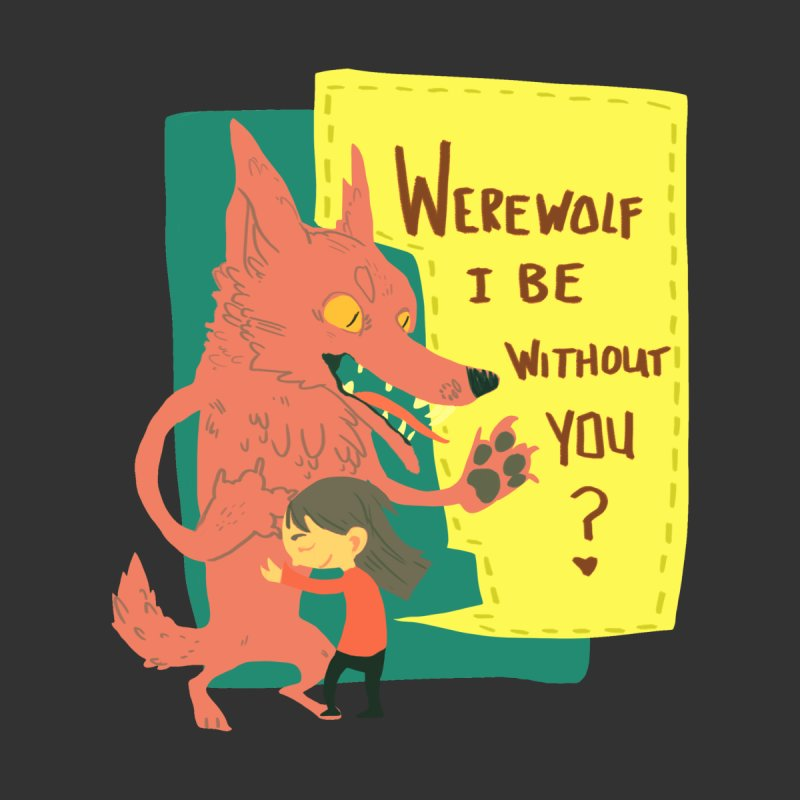 Werewolf I Be Without You None  by coloradventure's Artist Shop