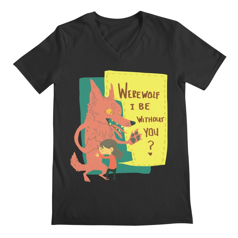 Werewolf I Be Without You   by coloradventure's Artist Shop