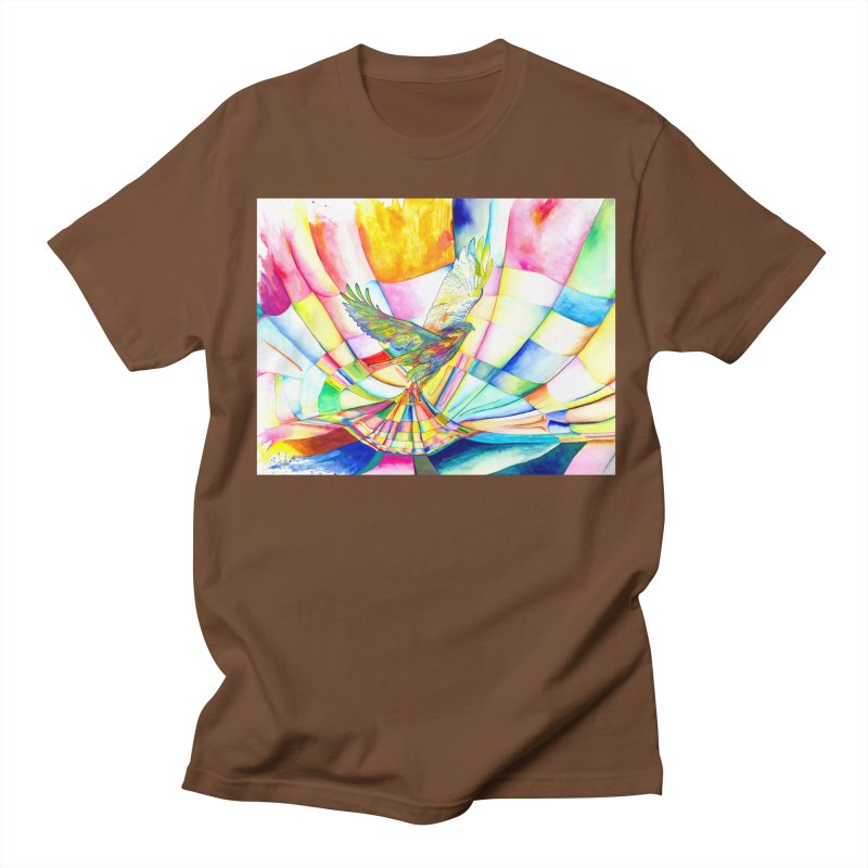 I Am Slumber-Catcher, the Hawk Men's T-Shirt by Colour Wave Art SHOP