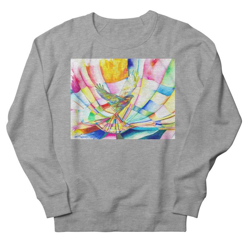 I Am Slumber-Catcher, the Hawk Women's Sweatshirt by Colour Wave Art SHOP