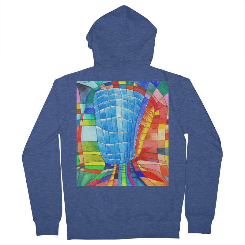 I'd like to go out with you(tube). Would you like to go out with me(ssenger)? Men's Zip-Up Hoody by colourwaveart's Artist Shop