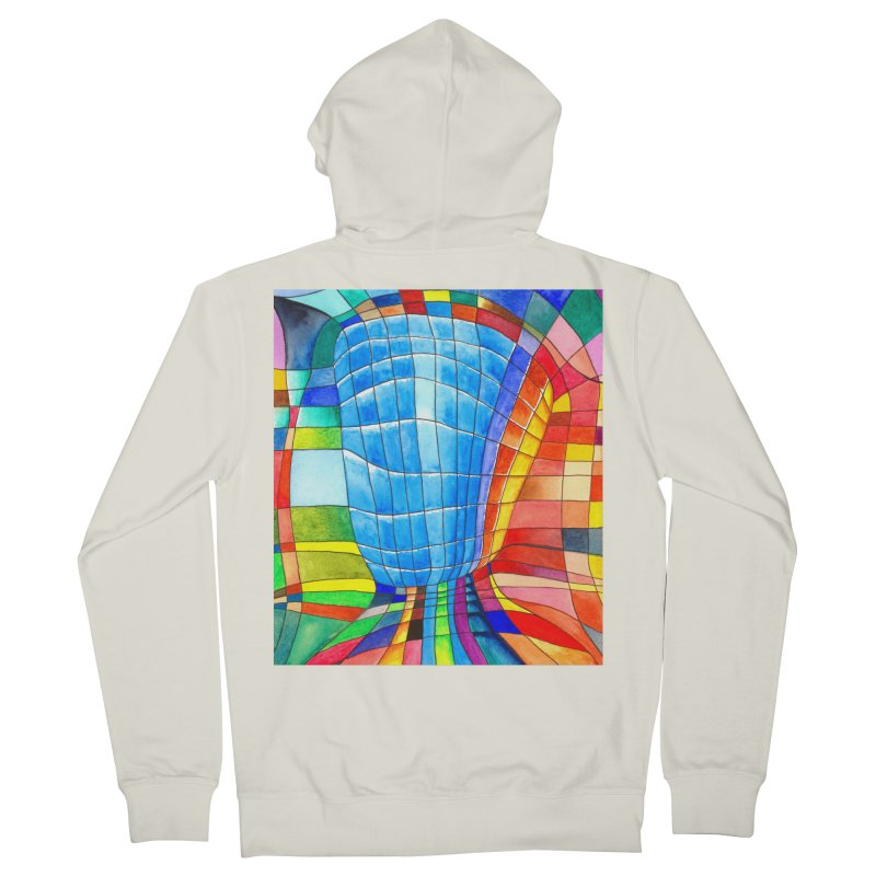I'd like to go out with you(tube). Would you like to go out with me(ssenger)? Men's Zip-Up Hoody by Colour Wave Art SHOP