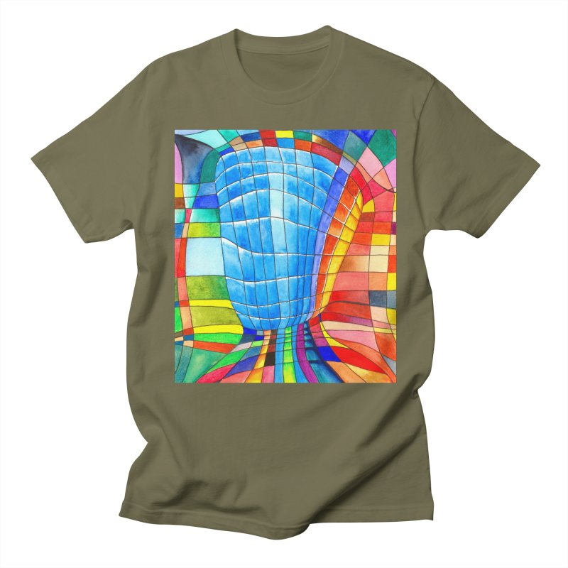 I'd like to go out with you(tube). Would you like to go out with me(ssenger)? Men's T-shirt by colourwaveart's Artist Shop