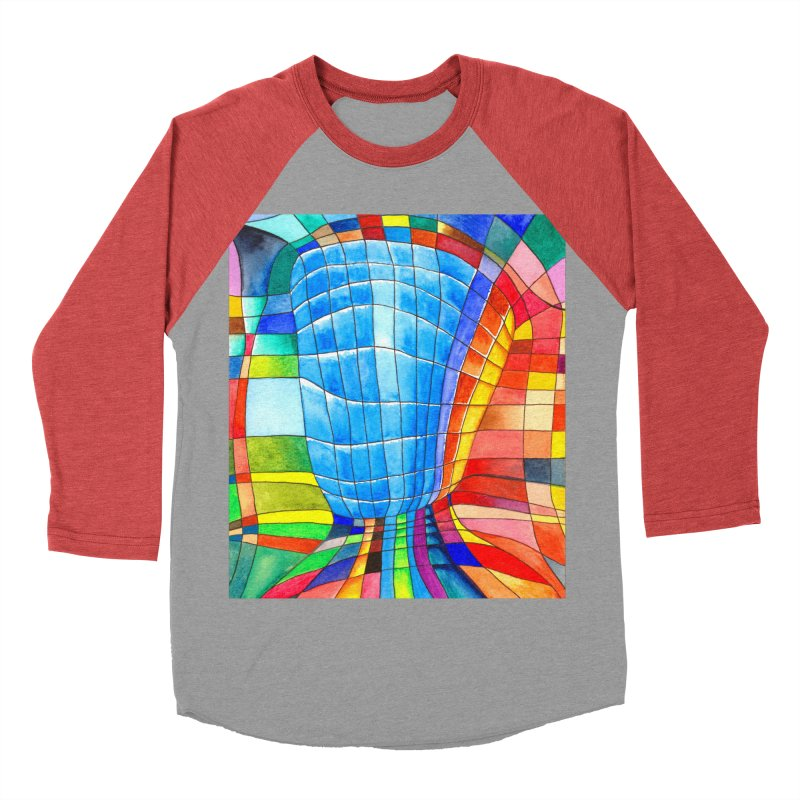 I'd like to go out with you(tube). Would you like to go out with me(ssenger)? Men's Baseball Triblend T-Shirt by colourwaveart's Artist Shop