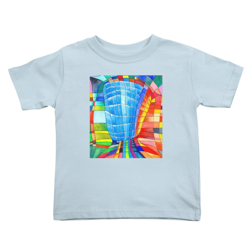 I'd like to go out with you(tube). Would you like to go out with me(ssenger)? Kids Toddler T-Shirt by Colour Wave Art SHOP