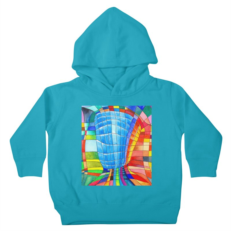 I'd like to go out with you(tube). Would you like to go out with me(ssenger)? Kids Toddler Pullover Hoody by colourwaveart's Artist Shop