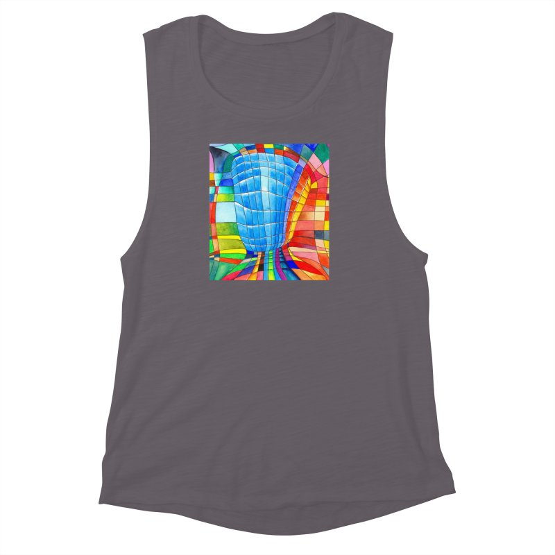 I'd like to go out with you(tube). Would you like to go out with me(ssenger)? Women's Muscle Tank by colourwaveart's Artist Shop