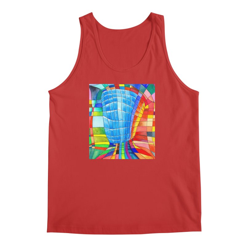 I'd like to go out with you(tube). Would you like to go out with me(ssenger)? Men's Tank by Colour Wave Art SHOP