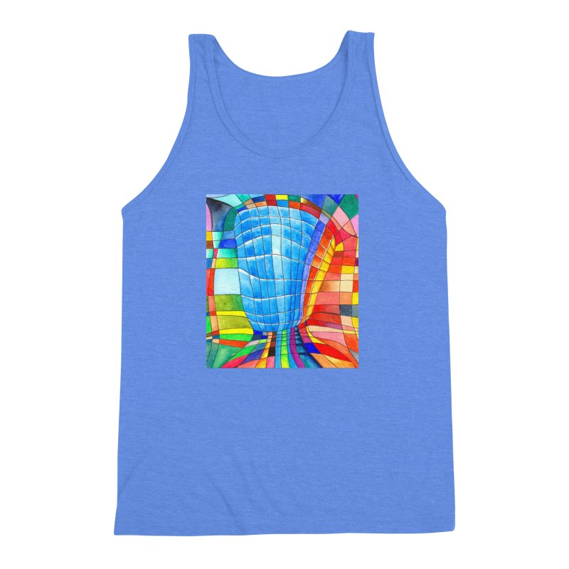 I'd like to go out with you(tube). Would you like to go out with me(ssenger)? Men's Triblend Tank by colourwaveart's Artist Shop