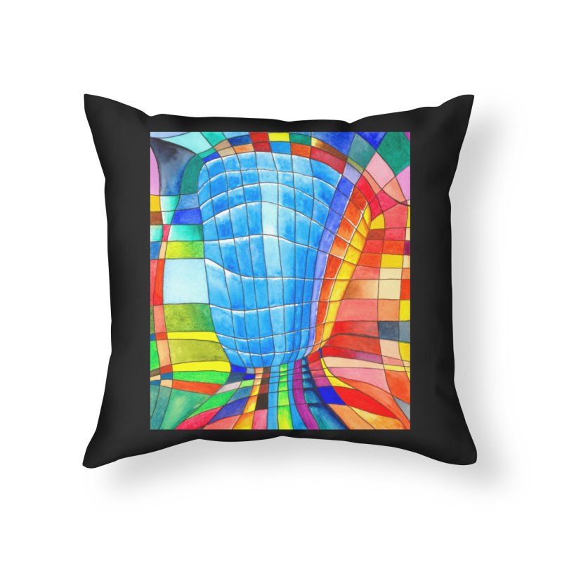 I'd like to go out with you(tube). Would you like to go out with me(ssenger)? Home Throw Pillow by Colour Wave Art SHOP