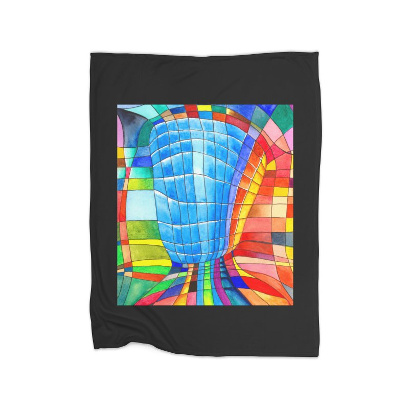 I'd like to go out with you(tube). Would you like to go out with me(ssenger)? Home Blanket by Colour Wave Art SHOP