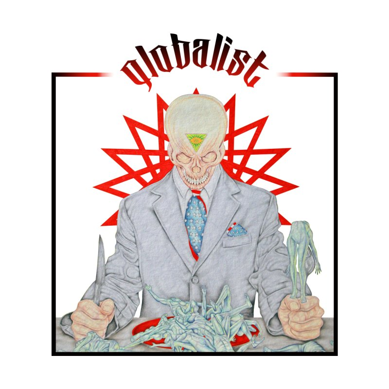 The Globalist Diet T-Shirt Men's T-Shirt by Coma Free Urban Art & Design