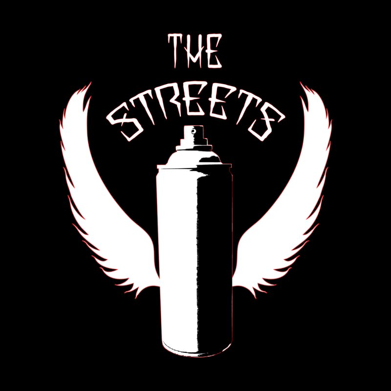 The Streets Graffiti T-Shirt Kids Toddler Pullover Hoody by Coma Free Urban Art & Design