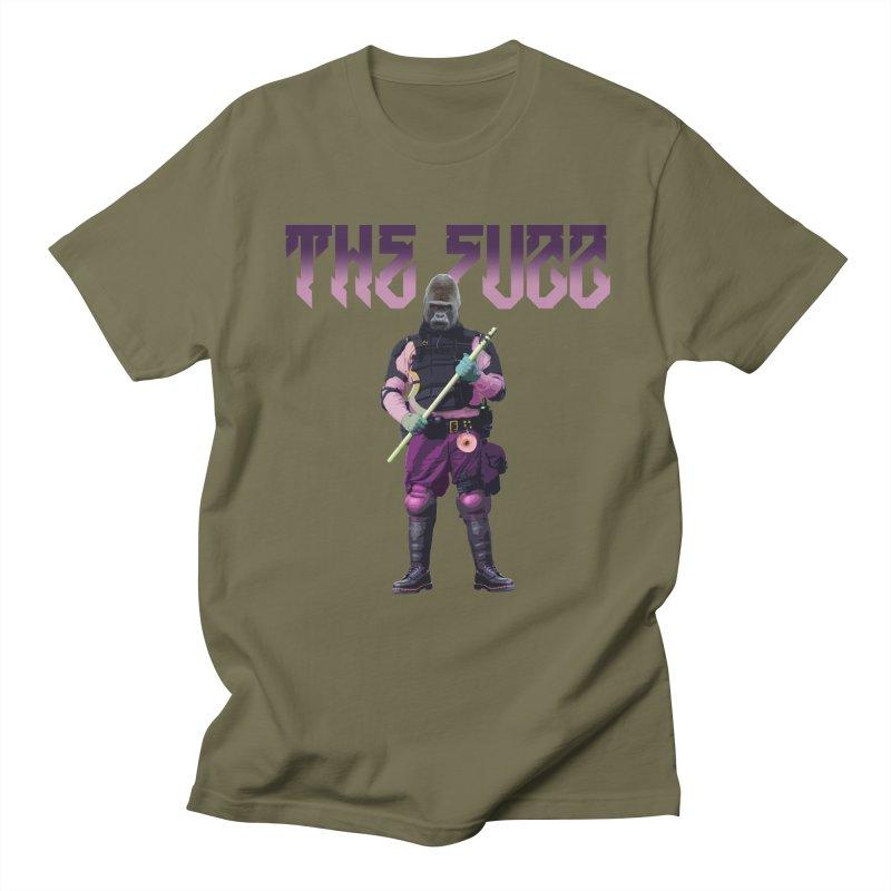The Fuzz Gorilla T-Shirt Women's T-Shirt by Coma Free Urban Art & Design