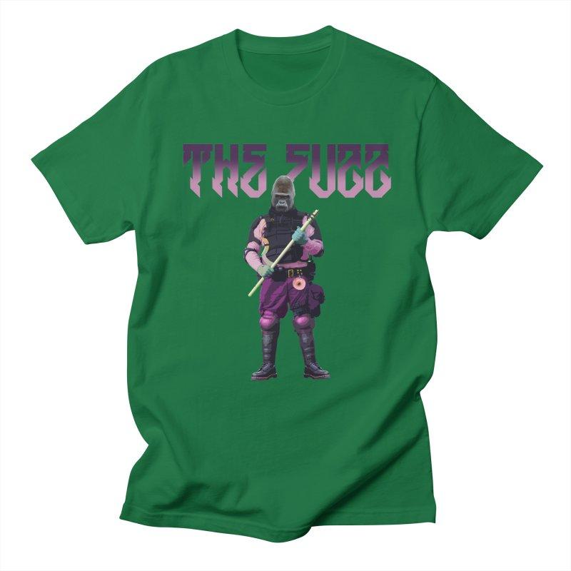 The Fuzz Gorilla T-Shirt Men's T-Shirt by Coma Free Urban Art & Design