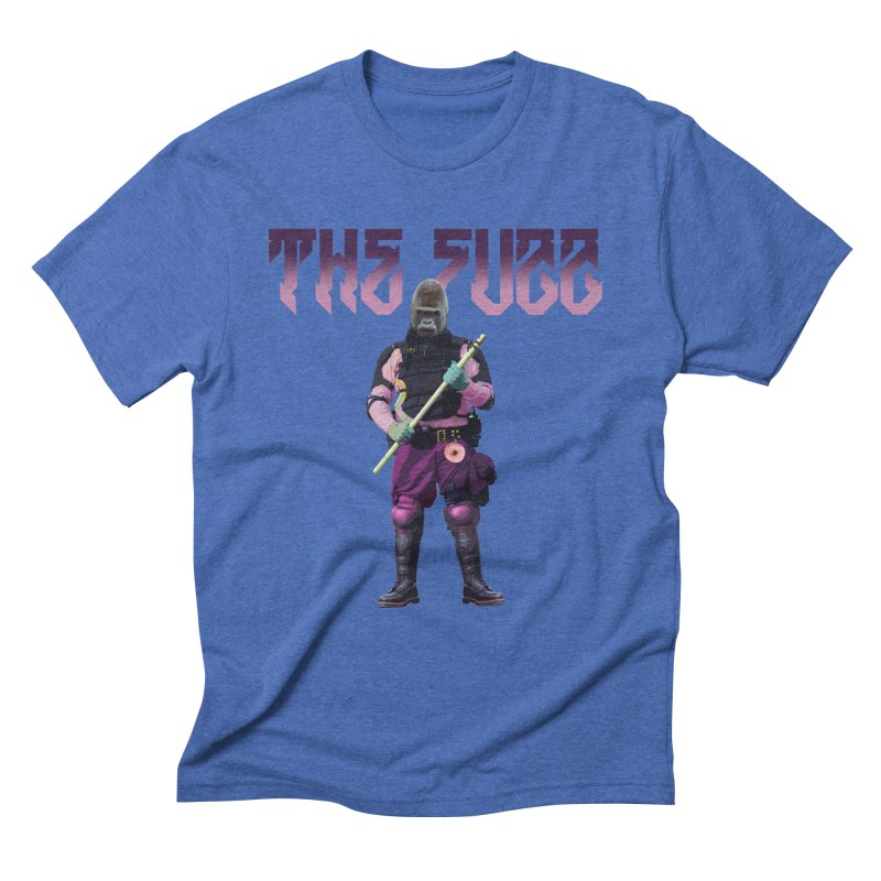 The Fuzz Gorilla T-Shirt Men's T-Shirt by Coma Free Urban Art & Design