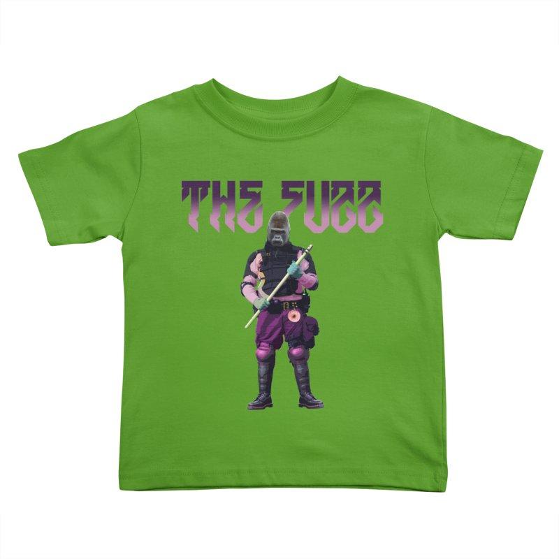 The Fuzz Gorilla T-Shirt Kids Toddler T-Shirt by Coma Free Urban Art & Design